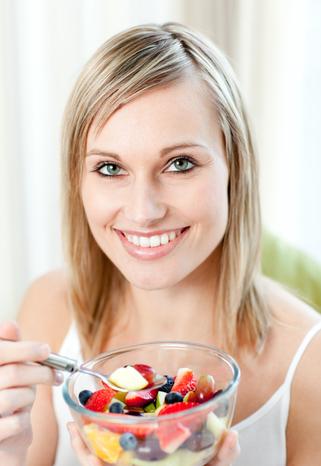 gesund essen zum abnehmen