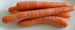 Karotten - Lebensmittel zum Abnehmen